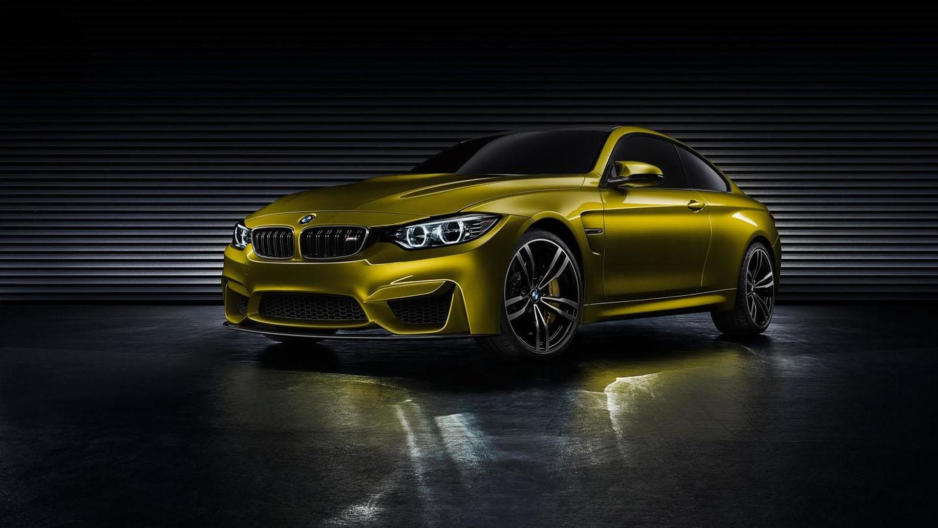 2014 BMW M4 to be dual-clutch only - report