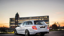 Mercedes-Benz C63 AMG Estate gets 702 HP from Loewenstein Manufaktur
