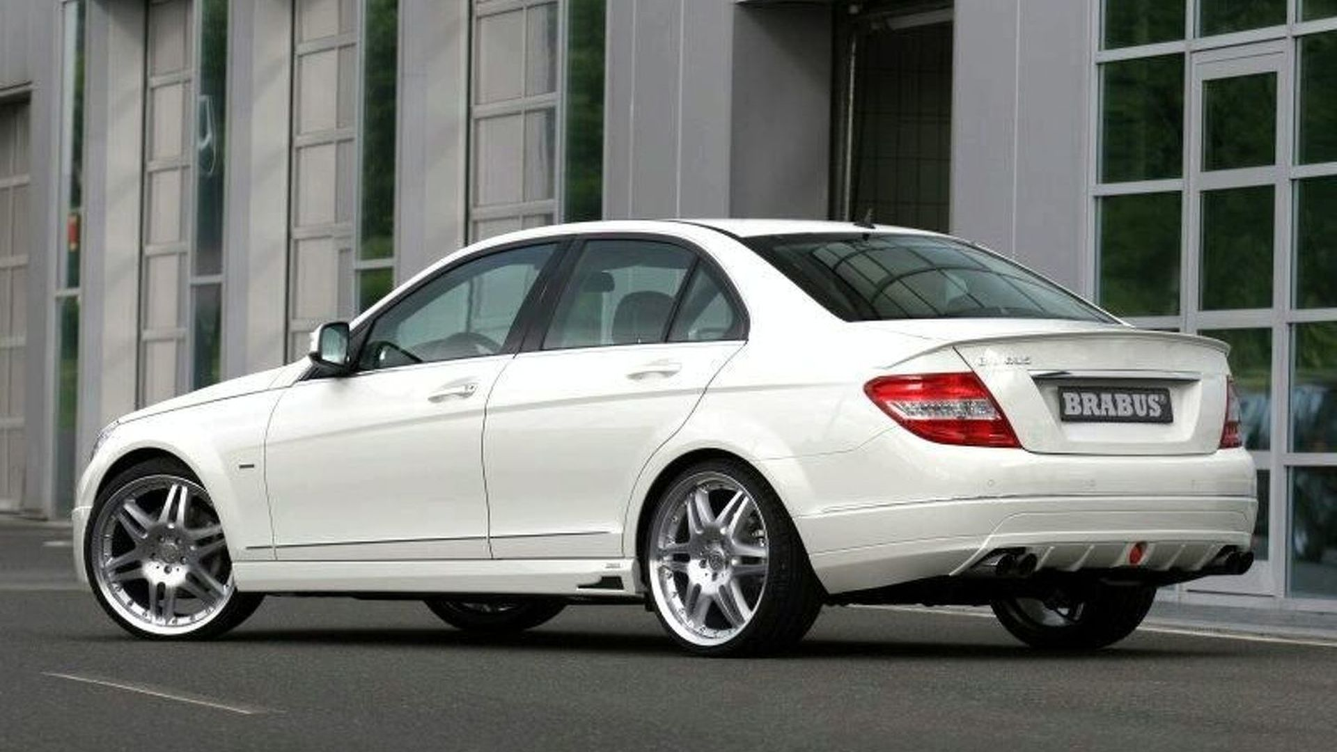 BRABUS Power Upgrade for New Mercedes C 220 CDI