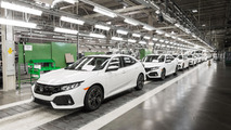 Honda not leaving U.K., expects Brexit support for all automakers