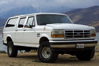 This is the 4-Door Ford Bronco You Didn't Know Existed