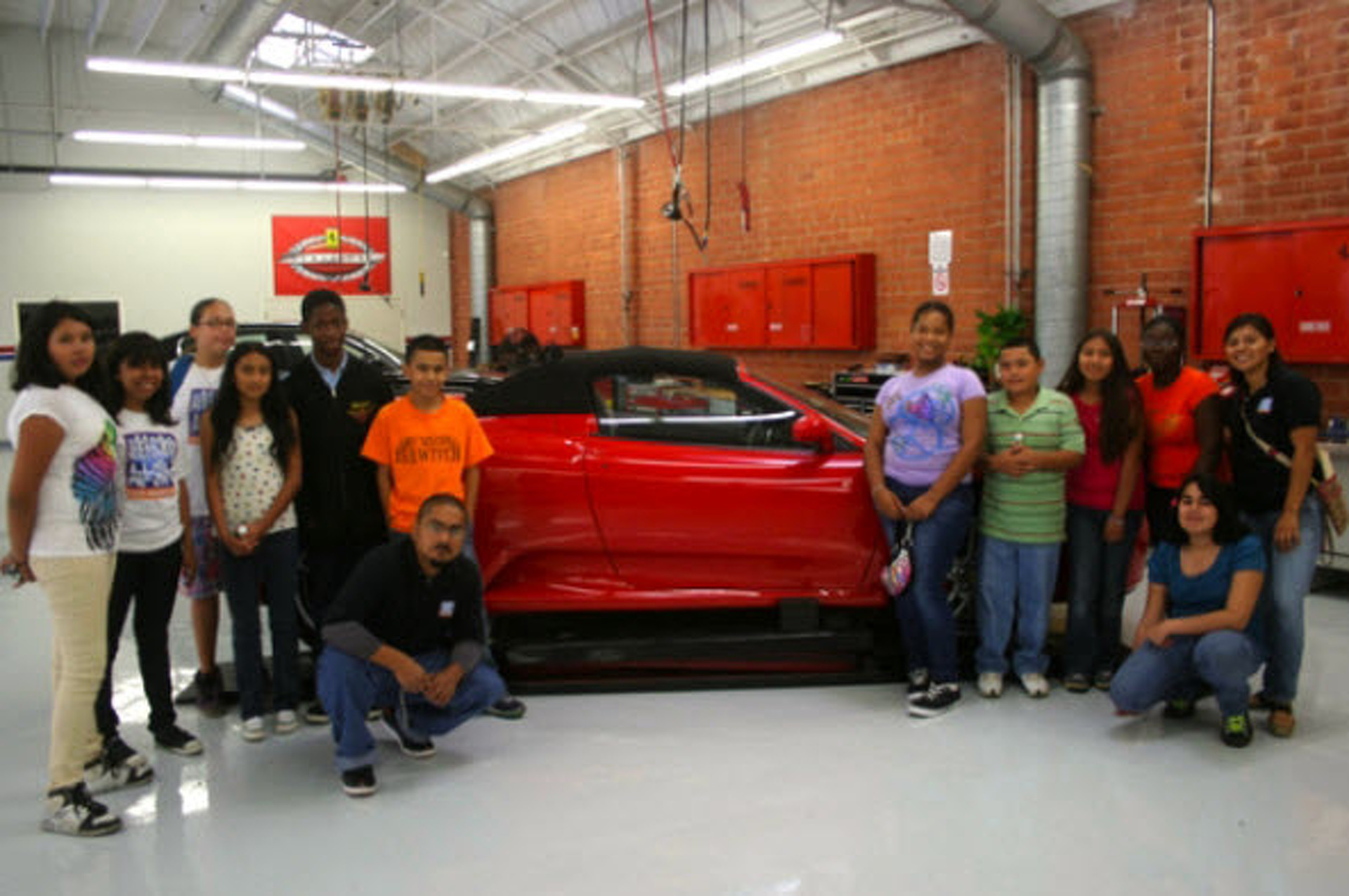 Kids Get Hands-On Automotive Skills: Leo's Chop Shop