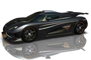 Koenigsegg Readying 1,400HP, 280MPH One:1 Supercar
