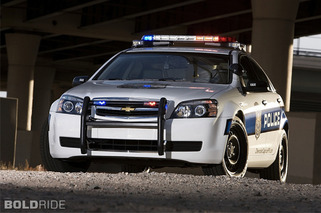 The List: Top Cop Cars