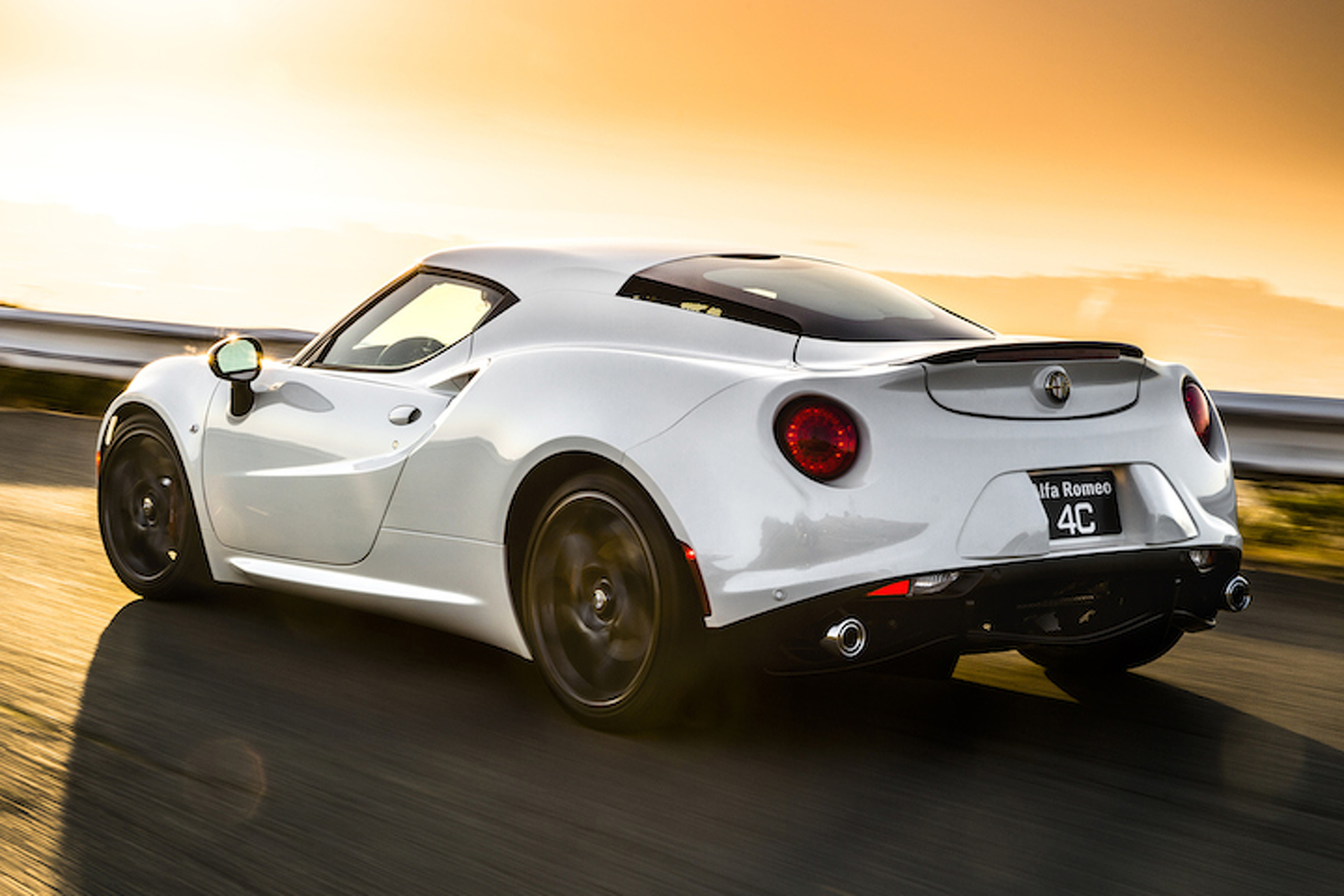 Alfa Romeo Might Build An Even Hotter 4C