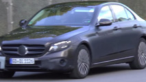 Four next-gen Mercedes-Benz E-Class prototypes spotted testing on public roads [video]
