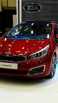 2016 Kia cee'd facelift revealing image pops up