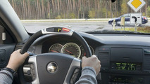 GM Demonstrates Car-to-Car Communication Systems