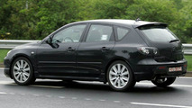 Mazda 3 MPS Spy Photos