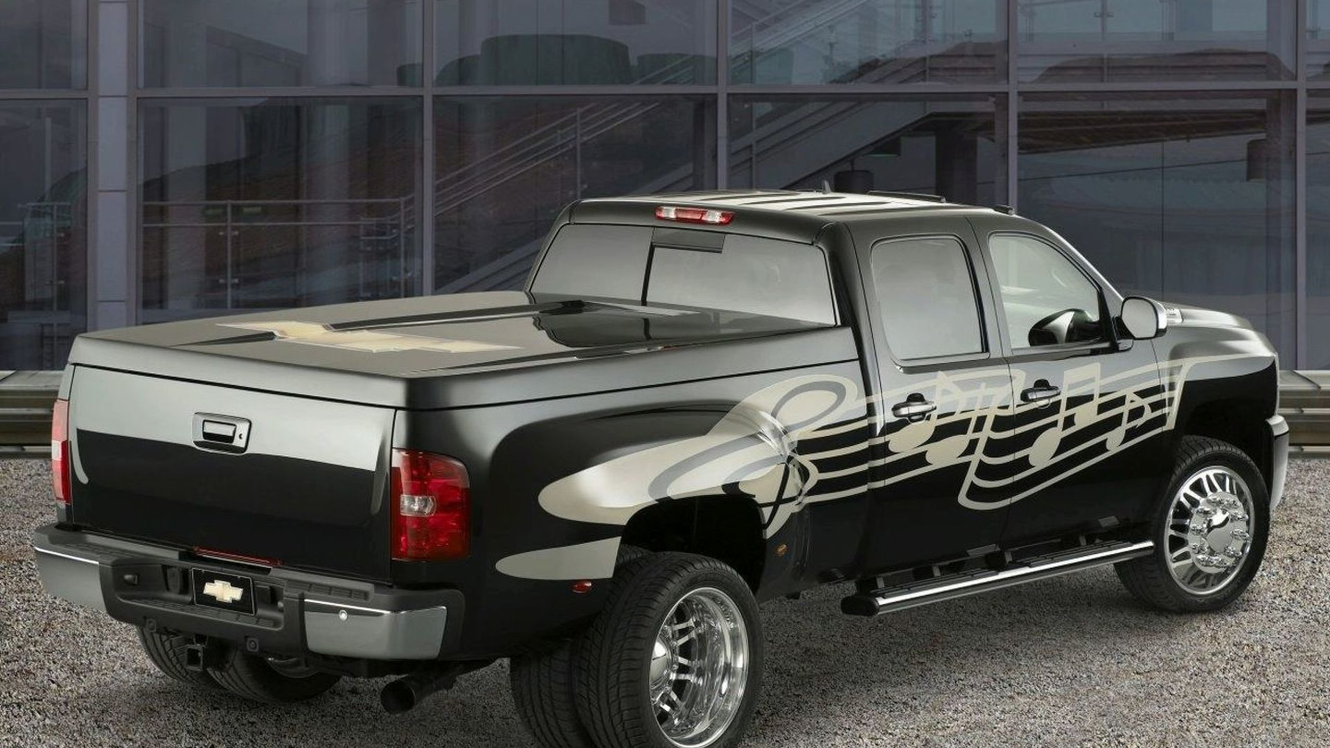 Chevrolet Country Music Silverado 3500HD Crew Cab for SEMA