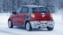 Smart ForFour by Brabus spy photo