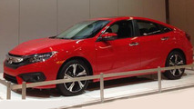 2016 Honda Civic pricing leaked, 1.5 turbo returns 42 mpg