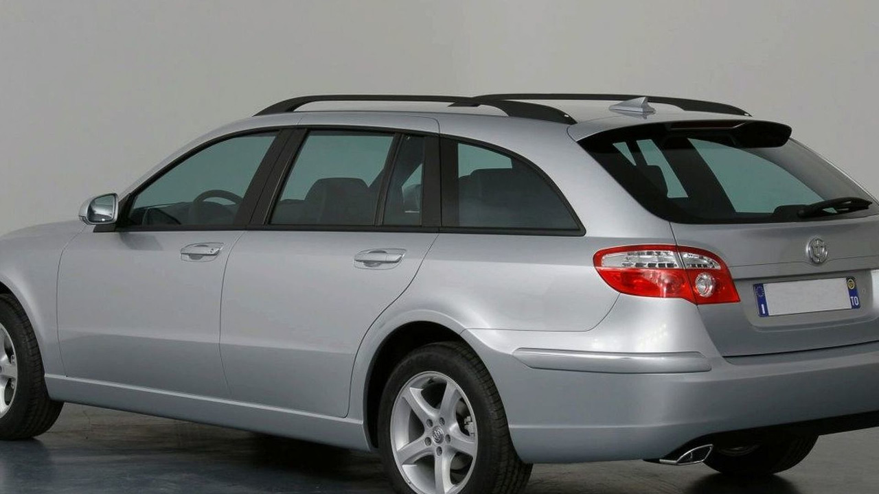 Brilliance Junjie Station Wagon