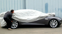 Tesla Model S to Debut March 26