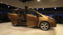 Ford B-MAX revealed for Geneva debut