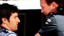 Horner tells Webber to put focus back on track
