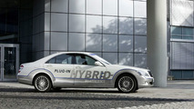Mercedes-Benz wants full hybrid lineup by 2013
