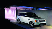 Land Rover Unveil 2010 Range Rover Sport with all-new 510hp V8 Engine
