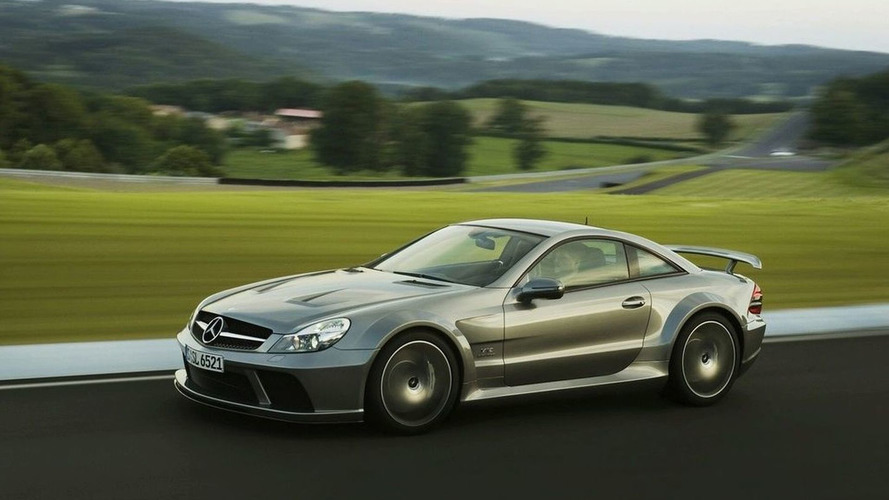 Mercedes-Benz Presents The Mean SL65 AMG Black Series