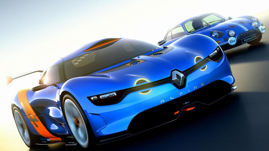 Renault confirms Alpine on track for 2016 debut