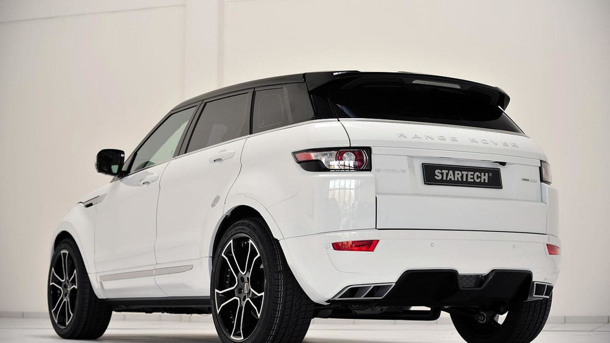 Startech tunes the Range Rover Evoque