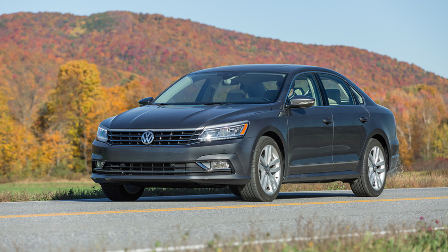 North American VW Passat finally moving to MQB platform