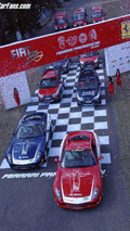 Ferrari Panamerican 20,000 Gets Underway