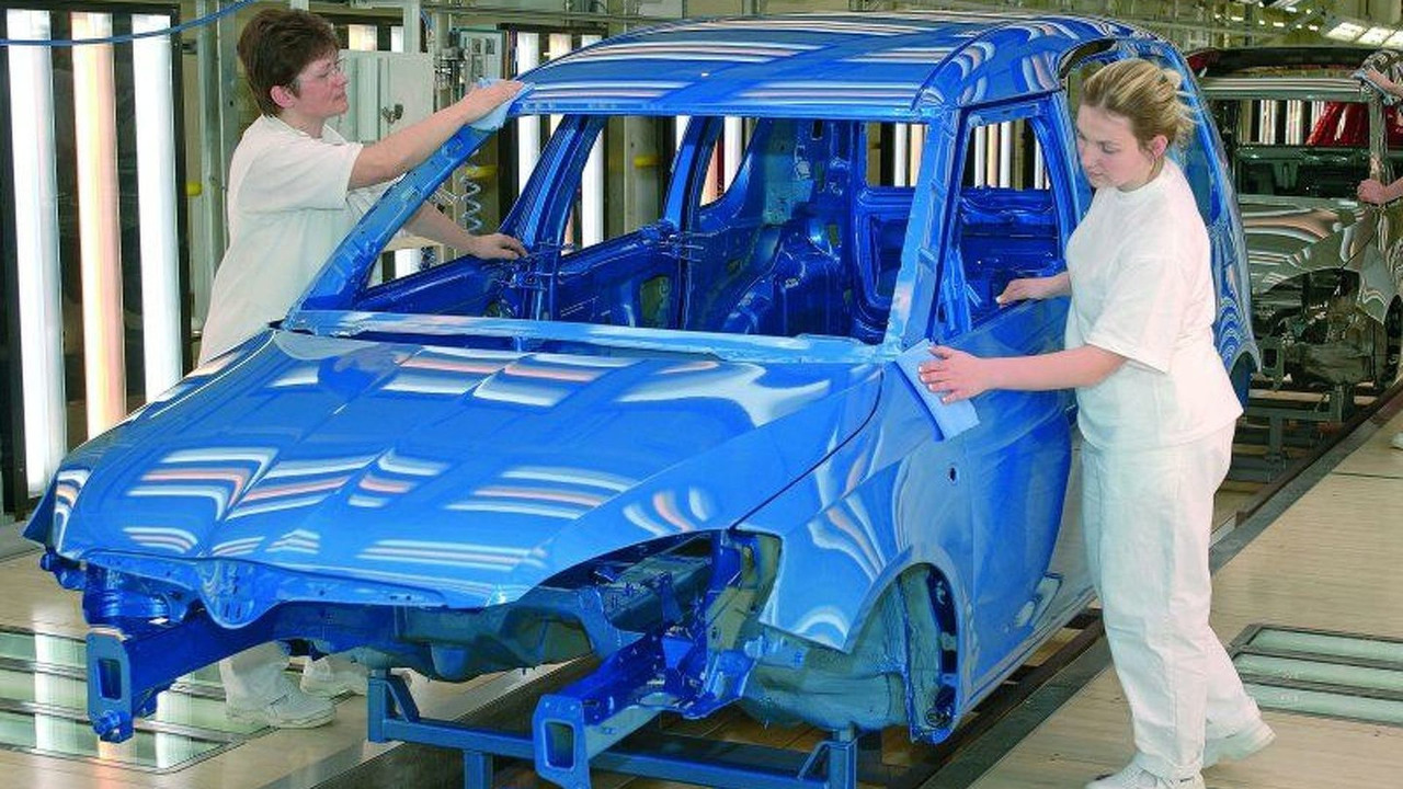 Skoda Roomster Production