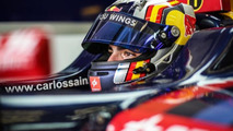 Sainz preparing for Toro Rosso 'blow'