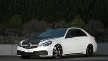 Mercedes-Benz E63 AMG tuned to 853 HP by Posaidon