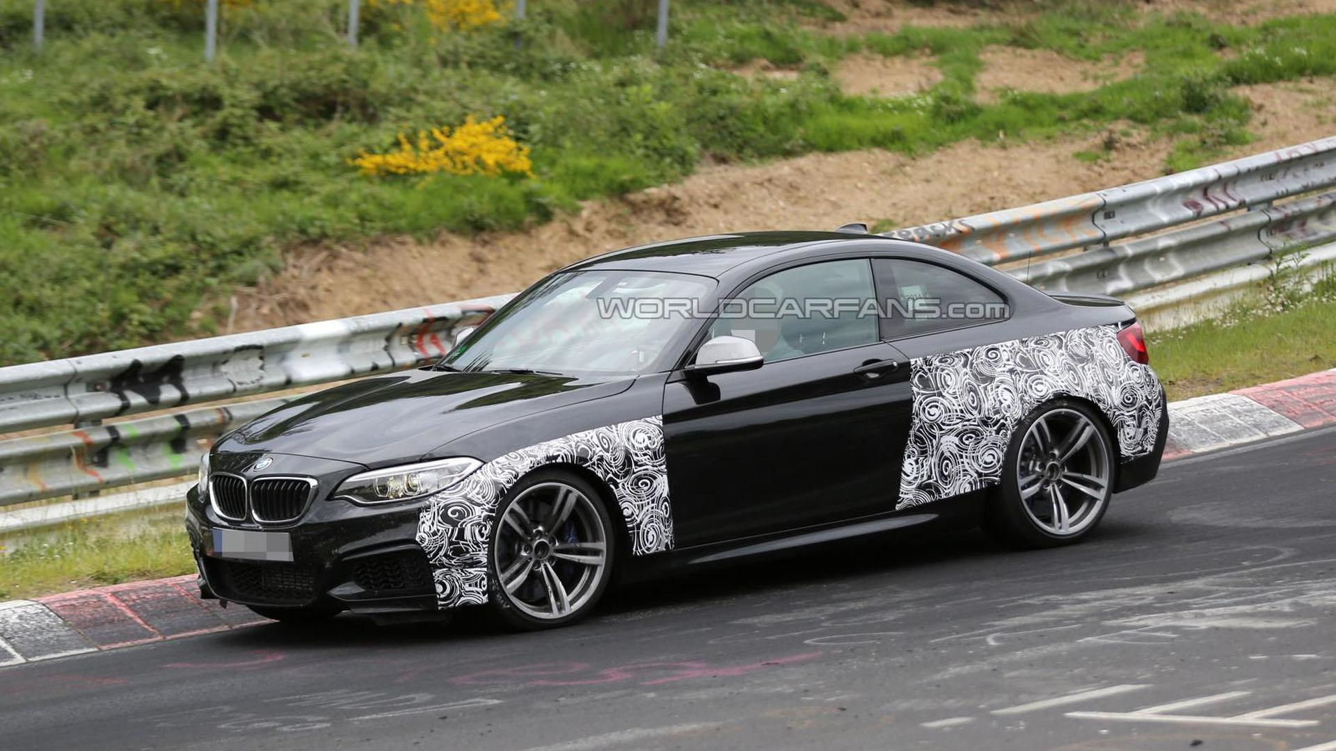 BMW M2 production starting November 2015 - report