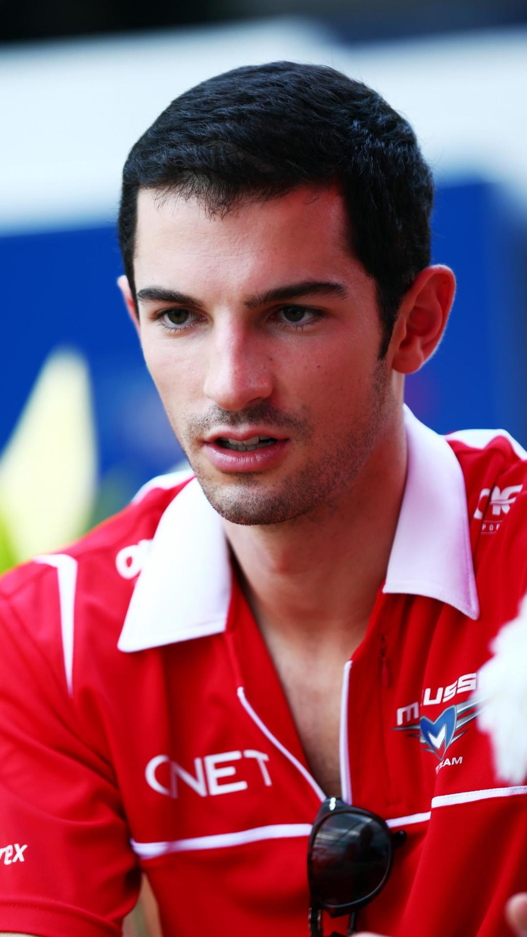 Marussia enters Rossi in Bianchi's place at Sochi