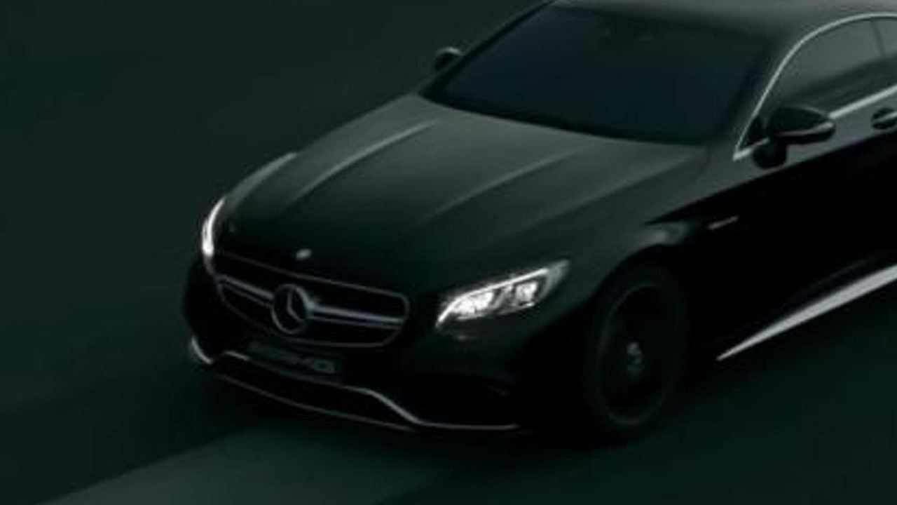 Mercedes-Benz S63 AMG Coupe screenshot from Performance Art spot