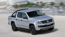 Volkswagen Amarok Dark Label (UK spec)