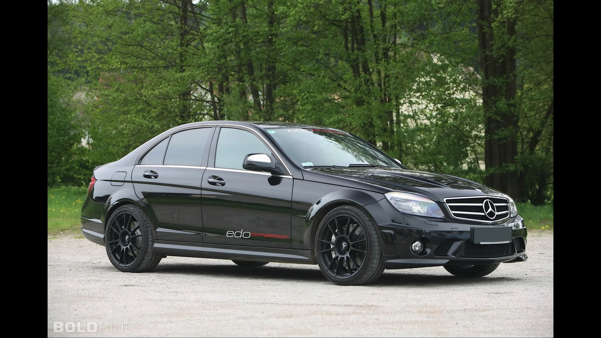 Edo Competition Mercedes-Benz C63 AMG