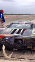 Hennessey Ford GT at Texas Mile 25.03.2013