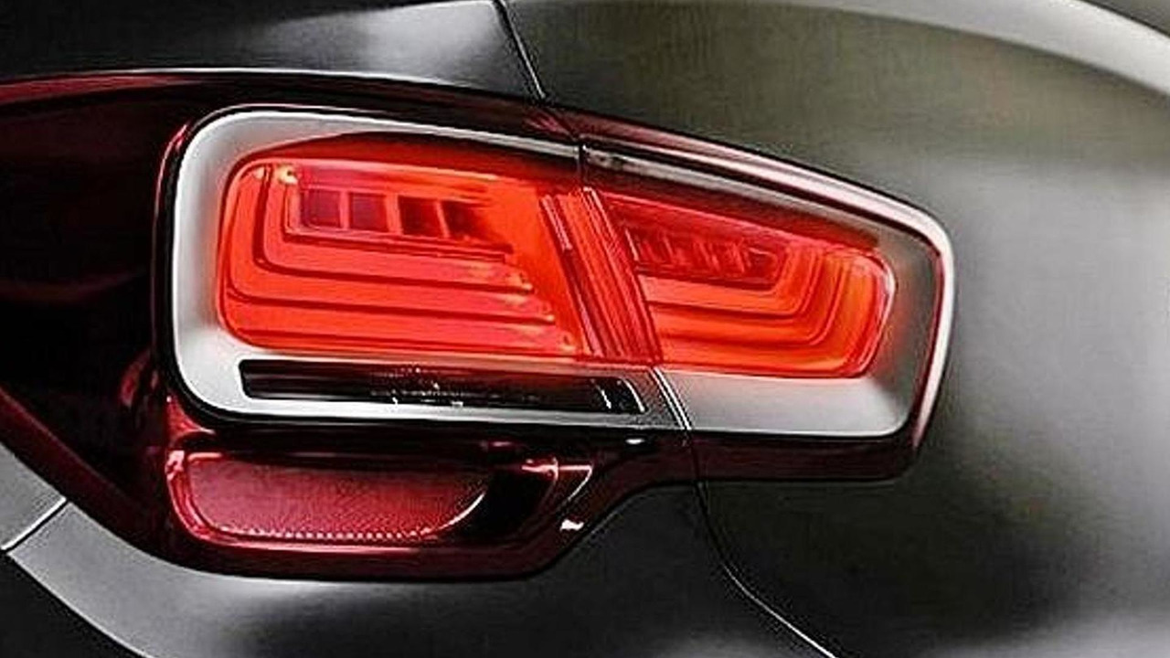 Citroen DS teaser 09.12.2013
