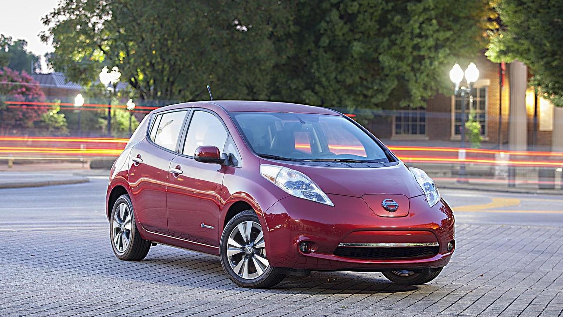 Nissan VP downplays fuel cell vehicles, has high hopes for EVs