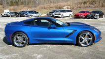 2014 Chevrolet Corvette Premiere Edition