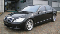 Mercedes S Class by FAB Design