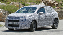 2017 Citroen C3 spy photos