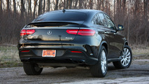 2016 Mercedes-Benz GLE450 AMG Coupe