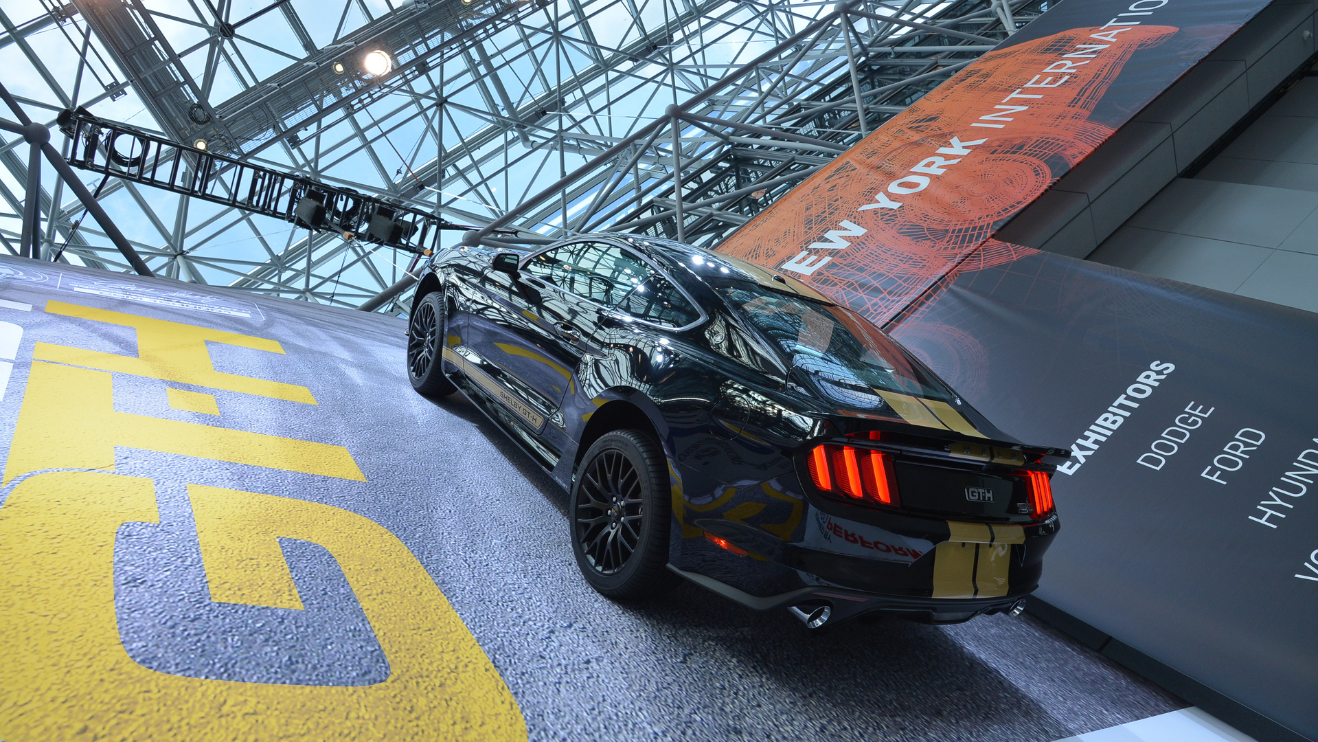 Rent-only Shelby GT-H celebrates 50 years of Rent-A-Racer [video]