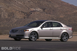 2008 Acura TL with ASPEC Performance Package photo - 1