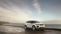 2016 Range Rover Evoque facelift unveiled with subtle cosmetic tweaks and new engine