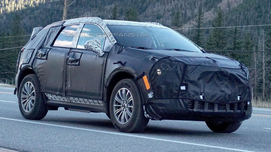 Cadillac XT5 to be introduced this fall
