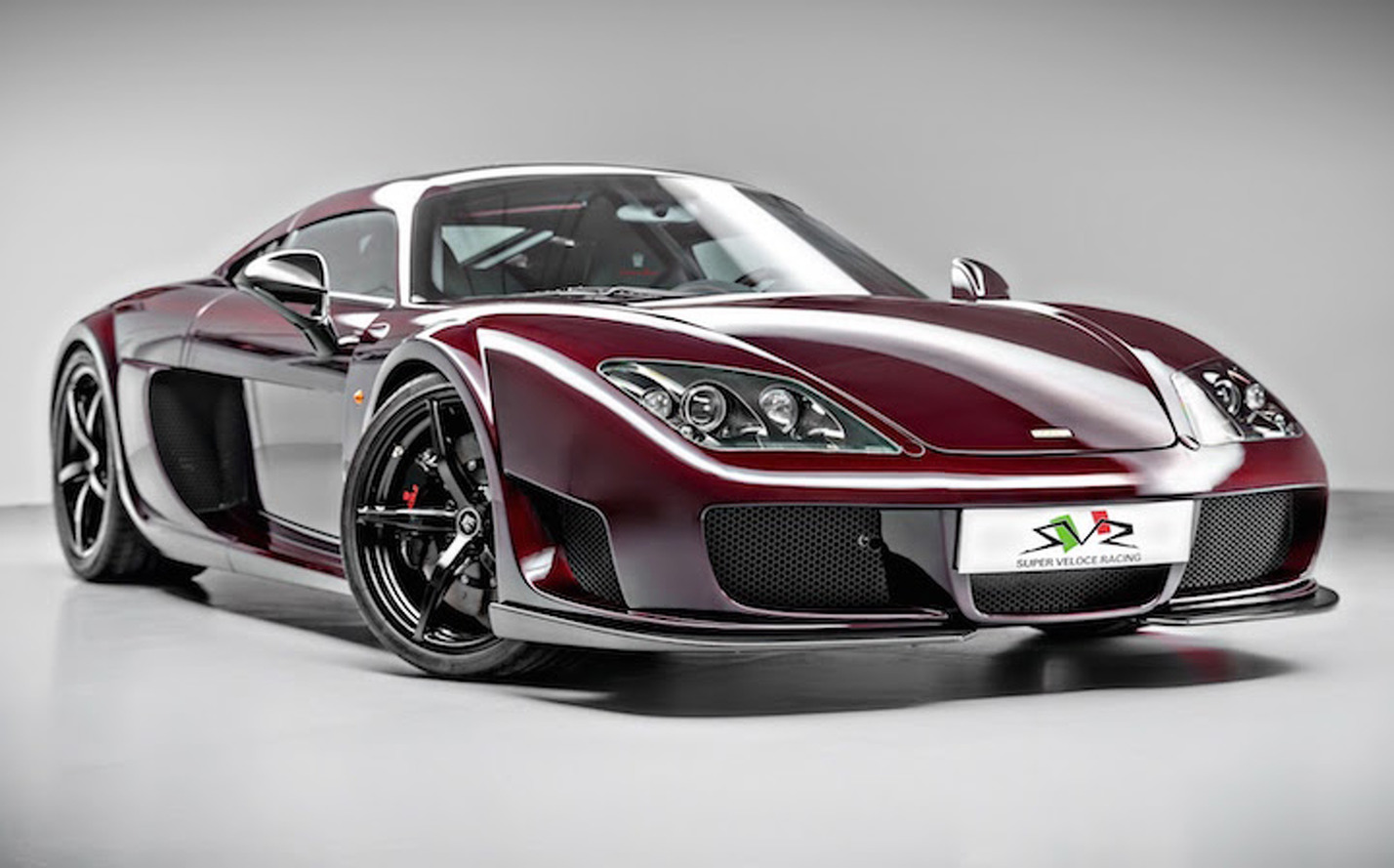 Noble M600 Supercar Gets More Power, Intense New Look