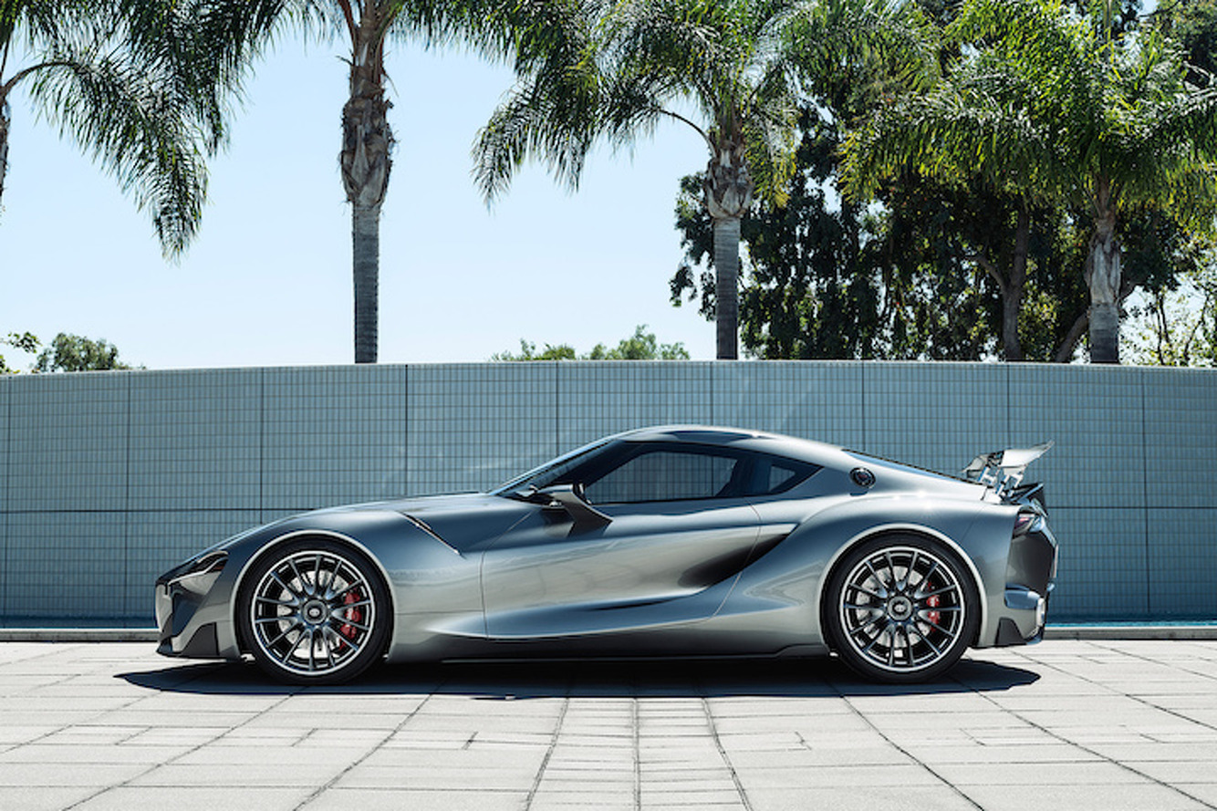 Toyota Supra: It's Happening, Probably. Maybe.