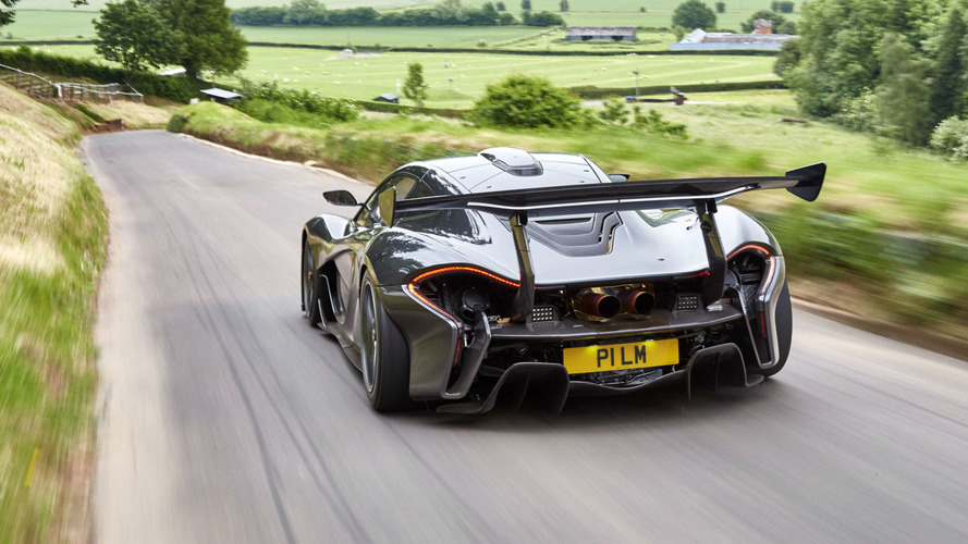 McLaren P1 LM plans Nurburgring record attempt