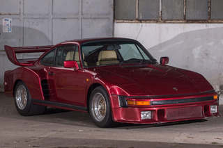 Up For Auction: Porsche 935 Racecar for the Street